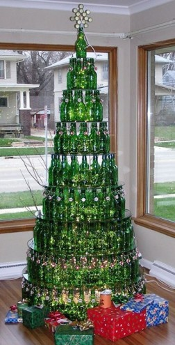 6.-Recycling-Bottles-Christmas-Tree